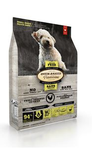 Oven-Baked Tradition hond graanvrij Small Breed kip 2.27 kg