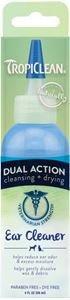 TropiClean Dual Action Ear Cleaner 118 ml