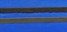 Klittenband 15 mm breed mos groen