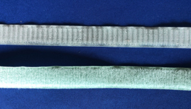 Klittenband 2 cm breed mint groen