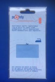 Pronty reparatiedoek licht blauw