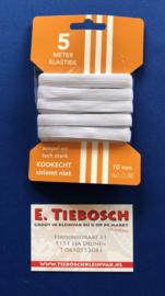 Ondergoed elastiek 10 mm breed 5 meter