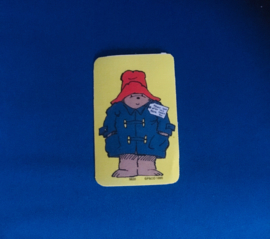 Opstrijkbare applicatie paddington bear
