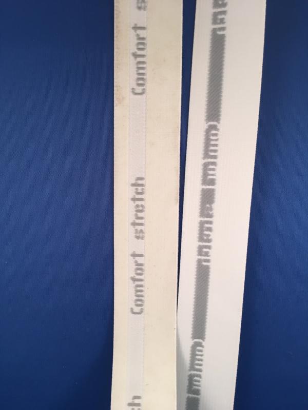 Elastisch broeksband 4 cm breed