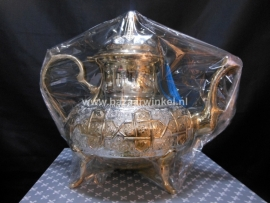 Marokkaanse theepot  goud m1 1.95 Liter