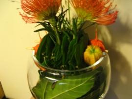 Bolvaas Incl. bloemen € 17,95