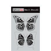 DarkroomDoor Butterflies small Stencil