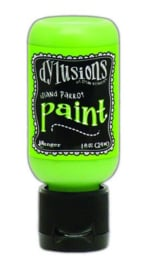 Island Parrot - Dylusions Paint - Flip Cap Bottle