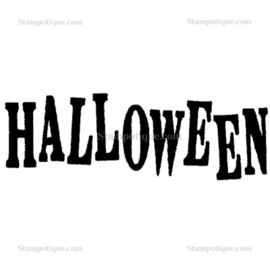 Stampotique -7216 - Halloween