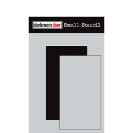 DarkroomDoor Rectangle Set Stencil