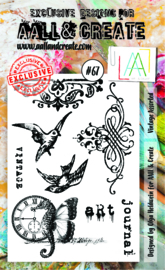 AALL&CREATE Stampset #67