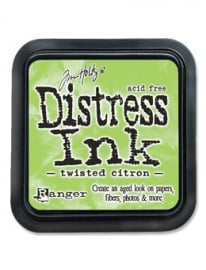 Distress inkt Twisted Citron