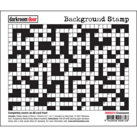 DarkroomDoor-Background Stamp Crossword
