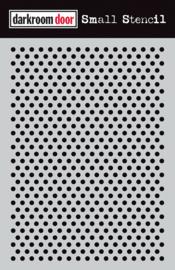 DarkroomDoor Dots Small Stencil