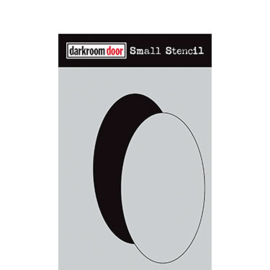 DarkroomDoor Oval Set Stencil
