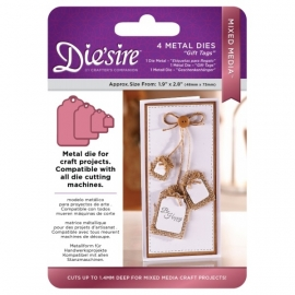 Die'sire Essentials-Gift Tags