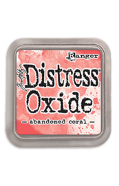 Distress Oxide: Abandoned Coral