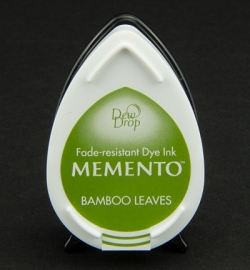 Memento Dewdrop: Bamboo Leaves