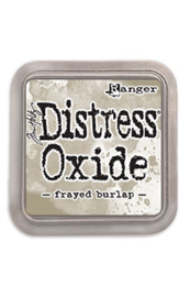 Distress Oxide: Frayed Burlap