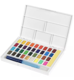 Faber Castell - watercolours 36