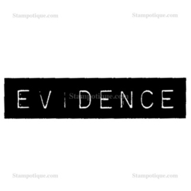 Stampotique -7133- Evidence