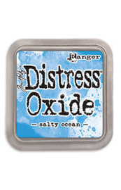 Distress Oxide: Salty Ocean