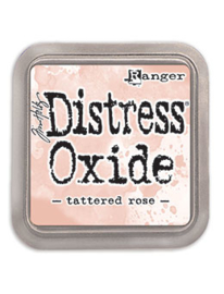 Distress Oxide: Tattered Rose