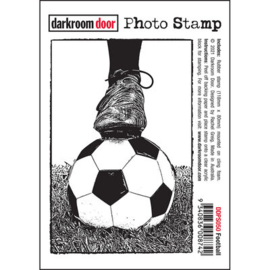 DarkroomDoor- Photo Stamp Football