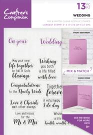 Crafter's Companion - Wedding