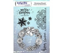 IndigoBlu: Christmas Wreath