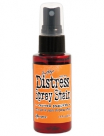 Distress Spray Stain- Carved Pumpkin