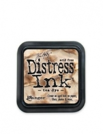 Distress inkt Tea Dye