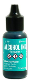 Alcoholinkt - Turquoise