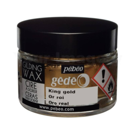 Pébéo Gilding Wax - King Gold 30 ml
