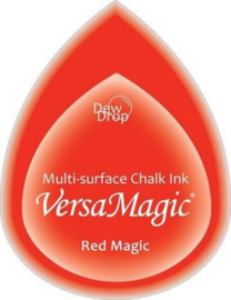 Versamagic - dewdrop -Red Magic