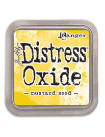 Distress Oxide:  Mustard Seed