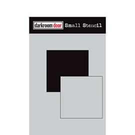 DarkroomDoor Square Set Stencil