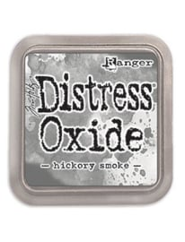 Distress Oxide: Hickory Smoke