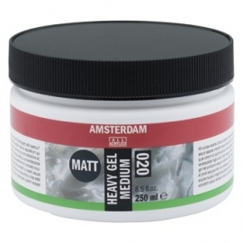 Amsterdam: Heavy Gel Medium Mat