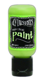 Mushy Peas - Dylusions Paint - Flip Cap Bottle