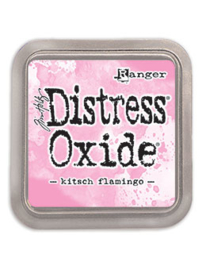 Distress Oxide: Kitsch Flamingo