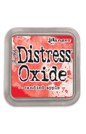 Distress Oxide: Candied Apple