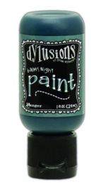 Balmy Night - Dylusions Paint - Flip Cap Bottle