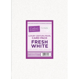 Crafter's Companion: Centura Pearl - fresh White