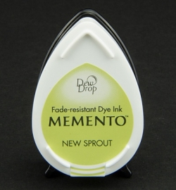 Memento Dewdrop: New Sprout