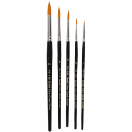 Goldline - Acrylic brush set (5pcs)