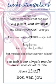 Leuke Stempels NL Tekstsheet 002