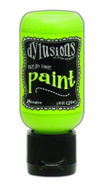 Fresh Lime - Dylusions Paint - Flip Cap Bottle