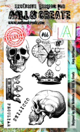 AALL&CREATE Stampset #66