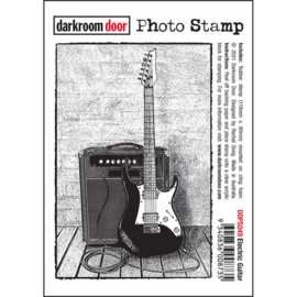 DarkroomDoor- Photo Stamp Electric Guitar